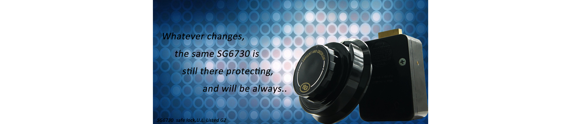 SG6730 mechanical combination lock,your first choice
